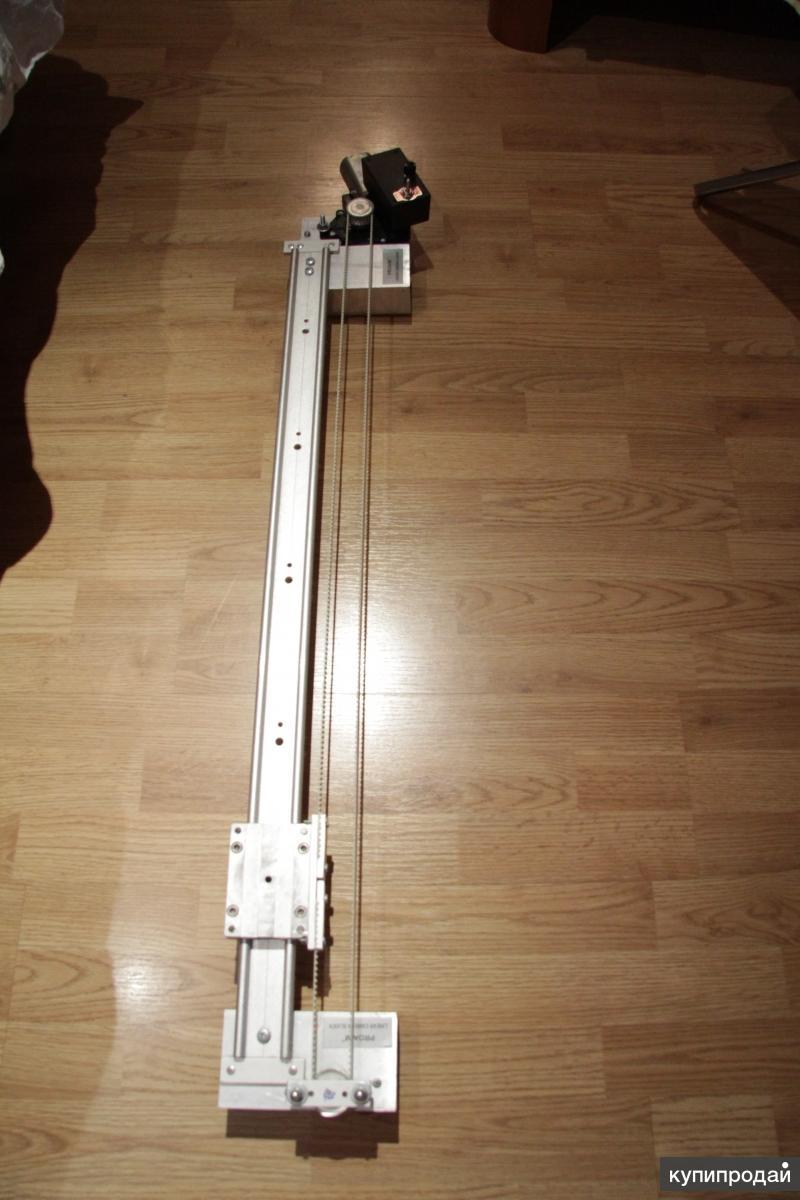 Слайдер Proami переделанный ( с электромотором