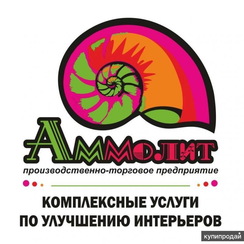 Аммолит-комплексные  по улучшению интерьера