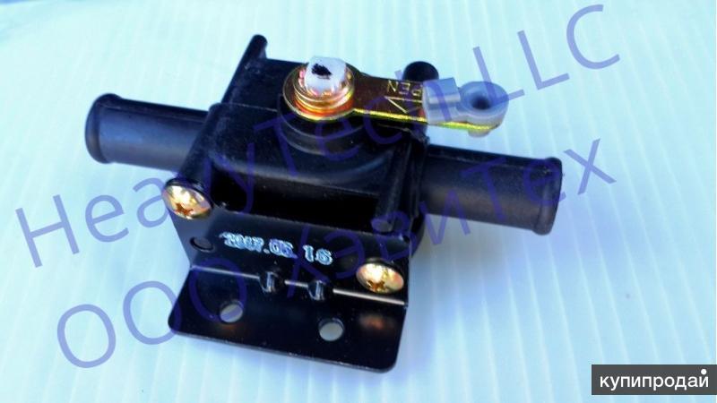 AH001160 Клапан отопителя кабины