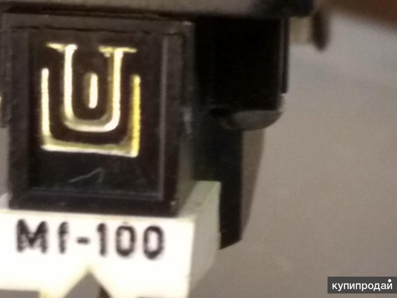 Головка звукоснимателя UNITRA MF-100Тенорел