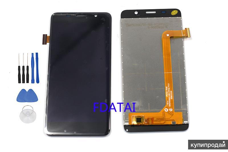 Для Leagoo M5 edge LCD +Touch Screen Новый