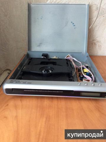 DVD-плеер, MP3-плеер