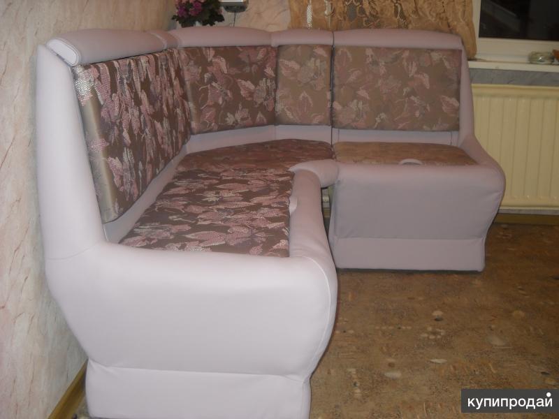 Ремонт мягкой мебели .