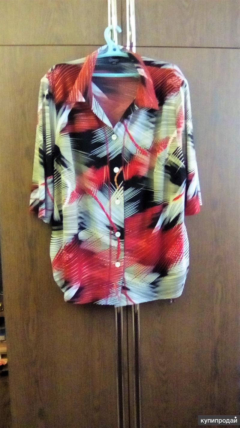 блузка размер 60
