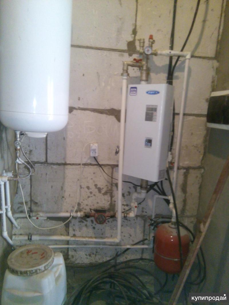 Отопление в домах, квартирах