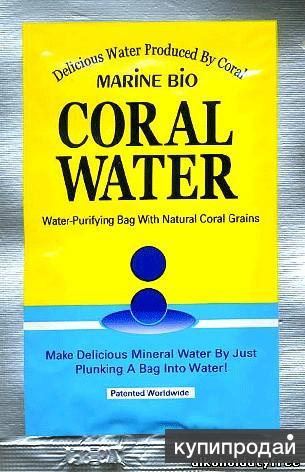Коралловая вода - жизнь на 40 лет дольше