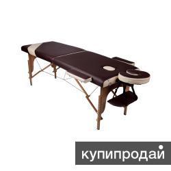 Двухсекционный массажный стол Wellness