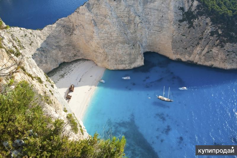 Яхтенное путешествие в Грецию на майские праздники