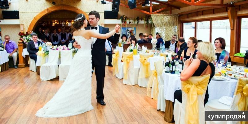 Свадебное Элегантное  платье 46 размера.