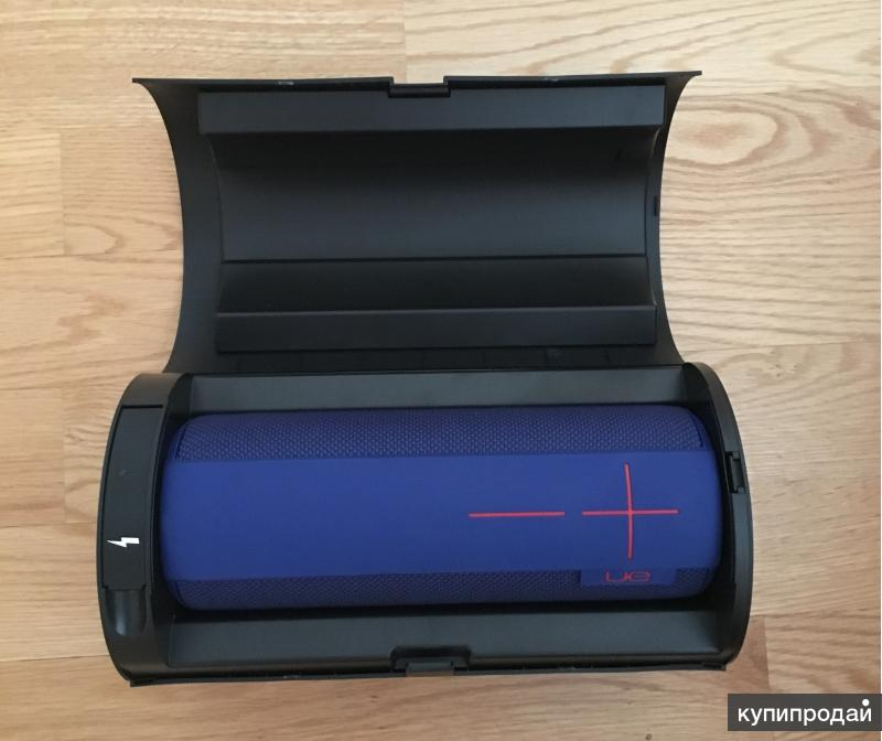 Колонка Logitech UE MegaBoom BT Speaker- Blue