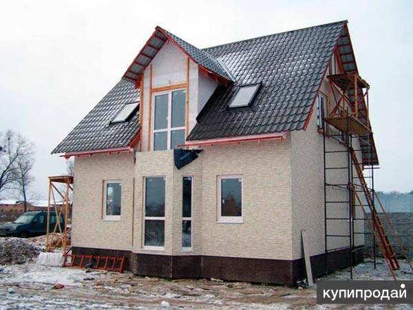 Каркасные дома под ключ в Пензе и области
