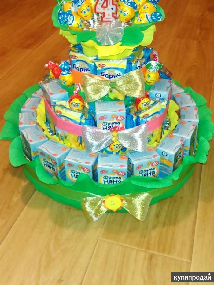 Подарок на день рождения детского сада 100