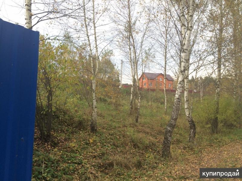 Участок 5 соток в деревне Коллонтай 95 км от МКАД