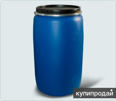 Бочка 227 литров (крышка-кольцо) б у