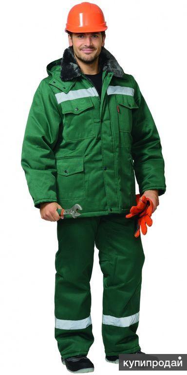 Рабочая одежда новгород