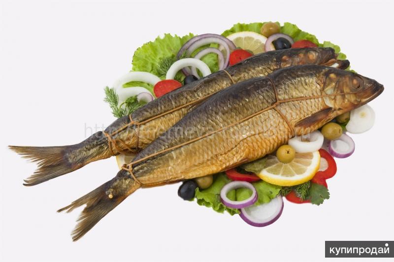 Рыба г/к (речная и морская)