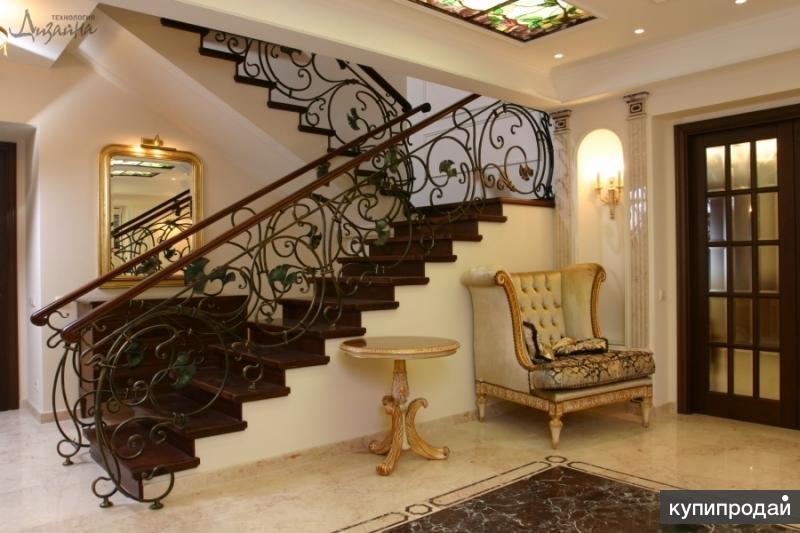 Дизайн-проекты интерьера домов и коттеджей