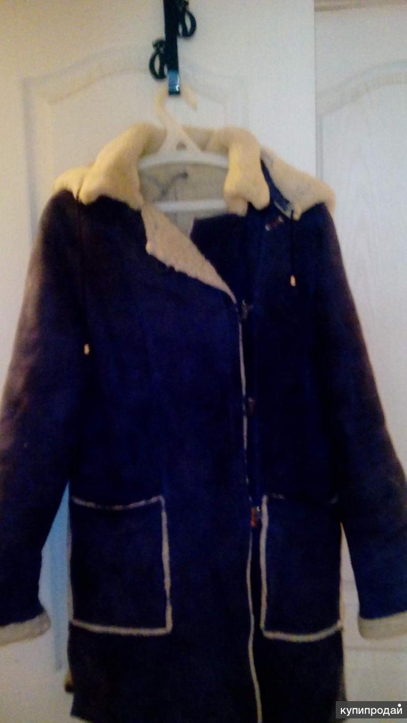 Дубленка ,пальто