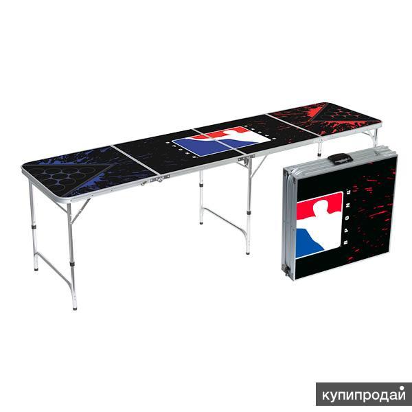 Организация игр по Beer-Pong. Продажа и аренда оборудования. Официальный сайт.