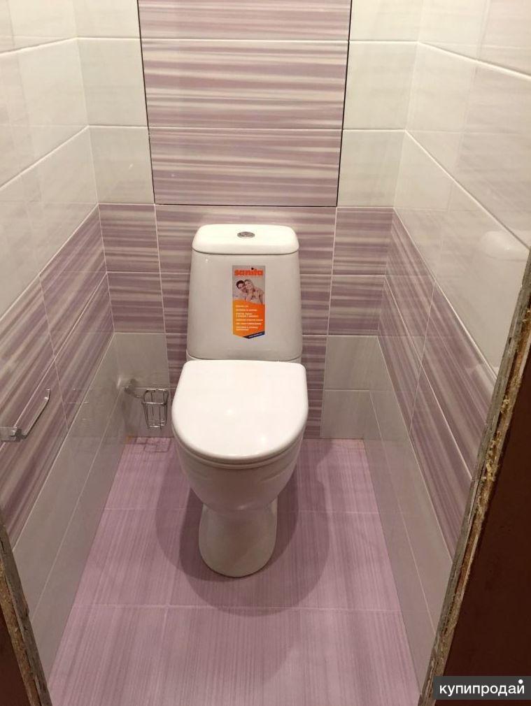 Ремонт туалета своими руками с чего начинать