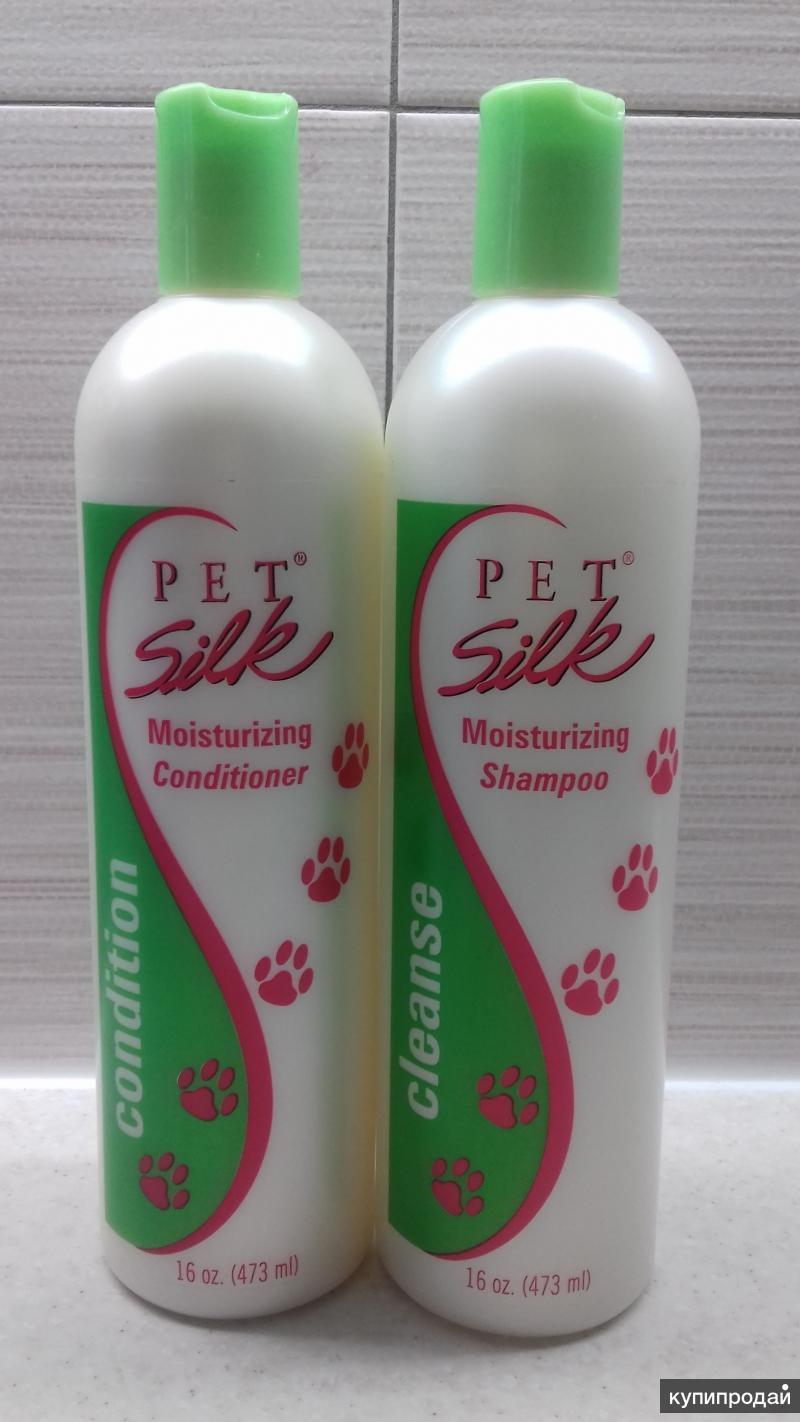 Pet Silk Профессиональная Косметика Для Собак