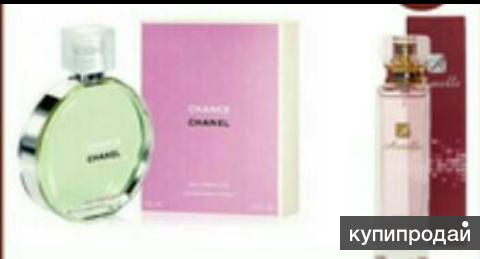 Духи направление Chanel Chance eau Fraiche арт.107