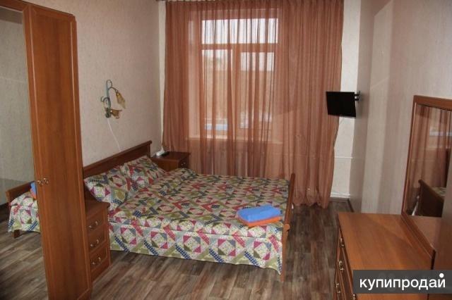 Квартира на ночь, на часы