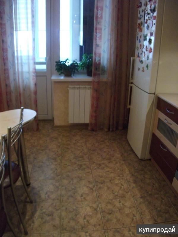 1-к квартира, 32 м2, 2/5 эт.Посуточно отличная квартира евроремонт