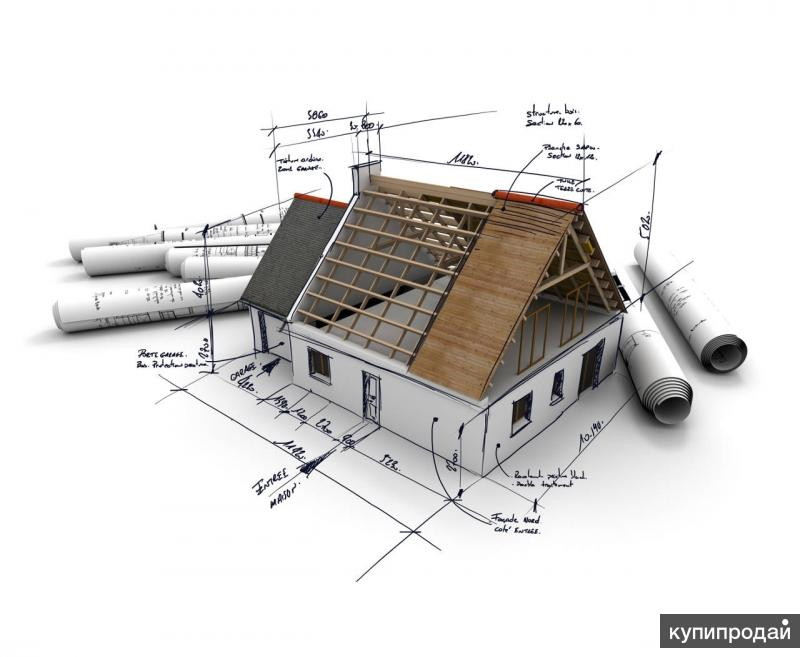 Строительство частных домов, бань