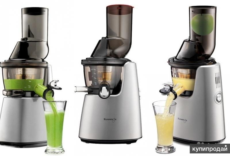 Соковыжималка Kuvings Whole Slow Juicer 9500