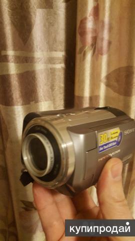 Видеокамера Sony DCR-SR40 на 30Gb