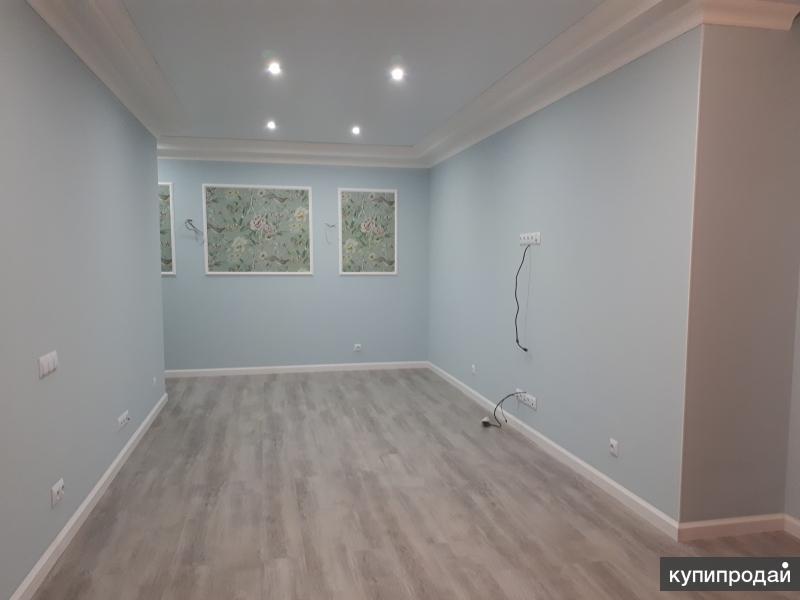Ремонт ,отделка квартир ,натяжные потолки в Калининграде!