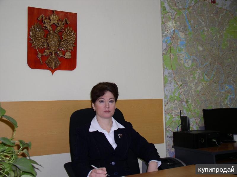 Адвокат Баркова О.Г.