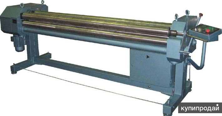 Вальцы листогибочные ММЗ-3401, выпуск 2018 год