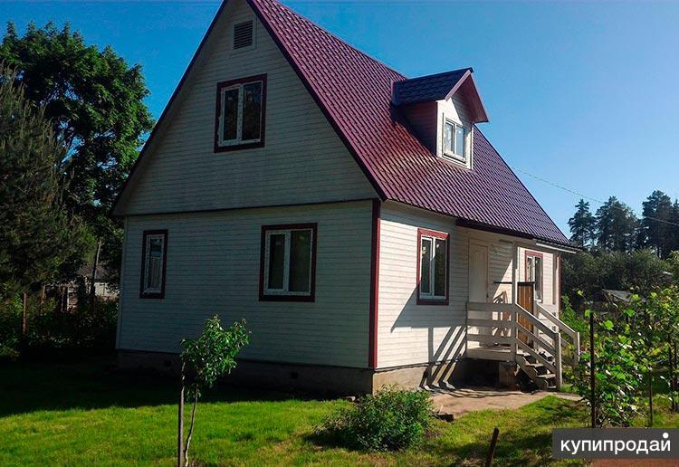 Каркасный жилой дом или дачный домик построим в Пензе