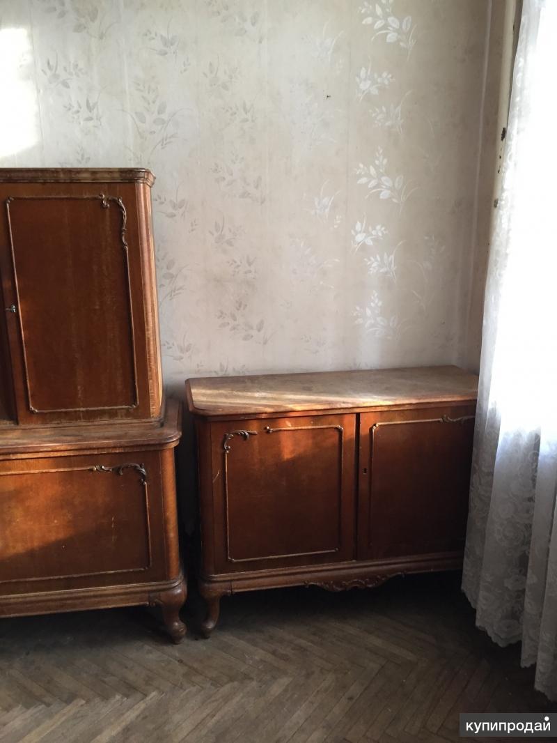 Старая мебель совестского периода