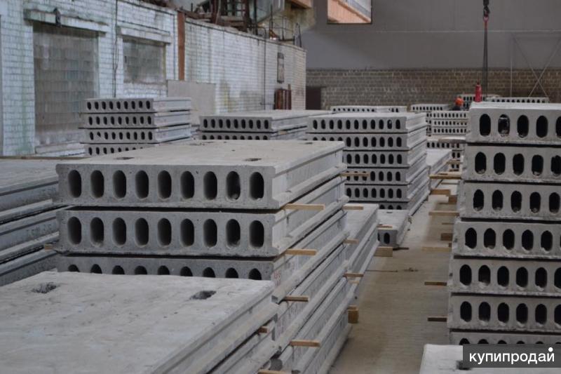 Облегченные плиты перекрытия ПБ (ПНО) 160