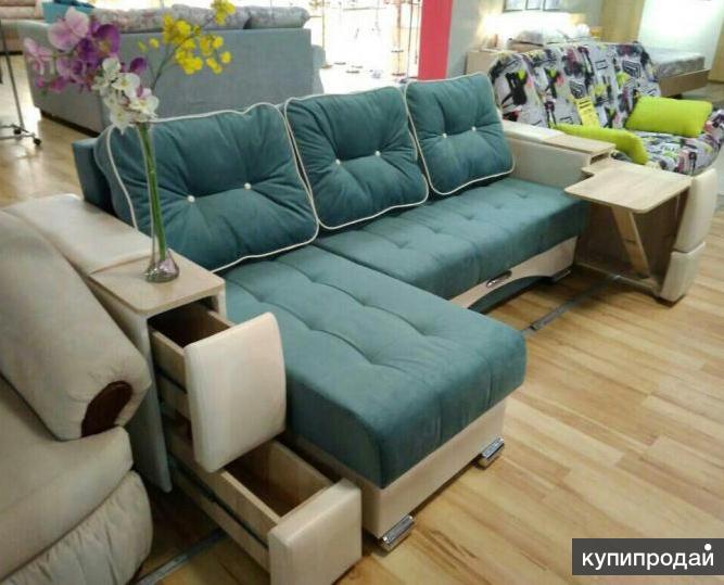 Новинка!!!угловой диван со столиком!!