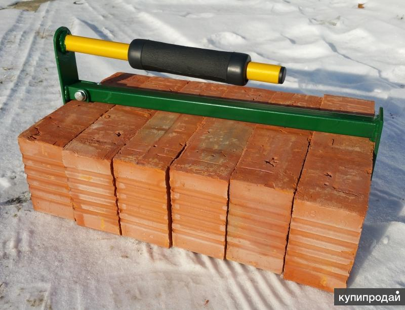 Удобная переноска для кирпичей и бетонных блоков
