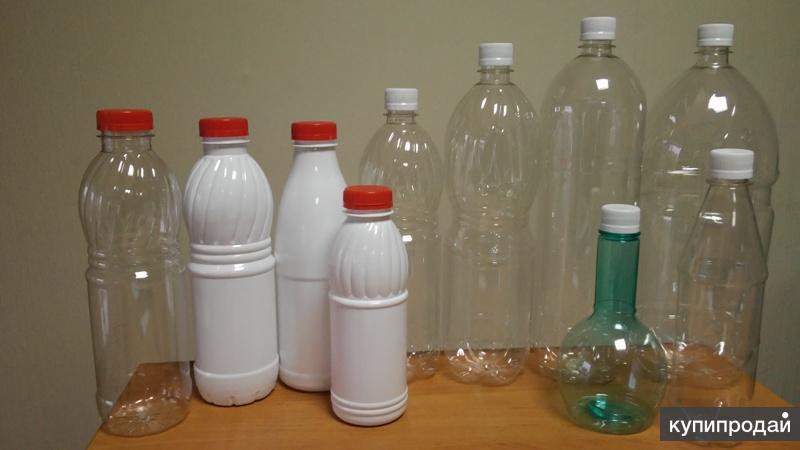 ПЭТ бутылки от производителя