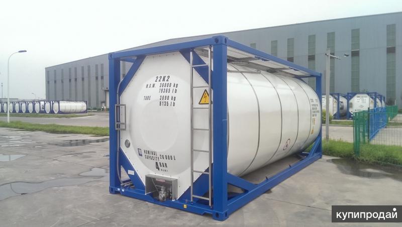 Танк – контейнер Т11 для эмульсии, химии