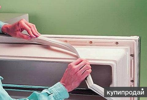 Замена уплотнителя в холодильнике своими руками видео