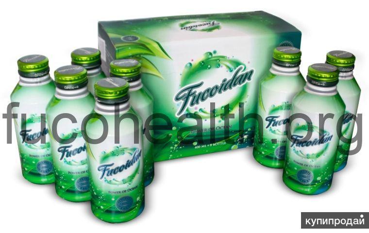 Напиток фукоидан доставка по Москве