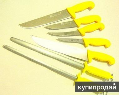 Ножи обвалочные, жиловочные и мусаты Eicker