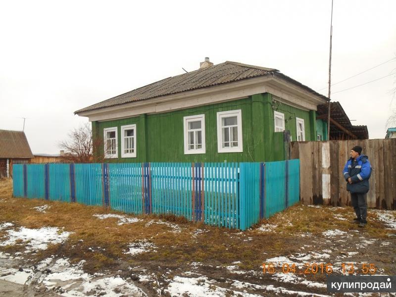 Продам дом в пос. Шила, Сухобуз. р-на.