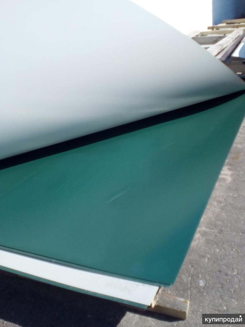 Листы Зеленого металла