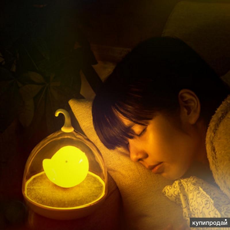 Светодиодный детский ночник, светильник