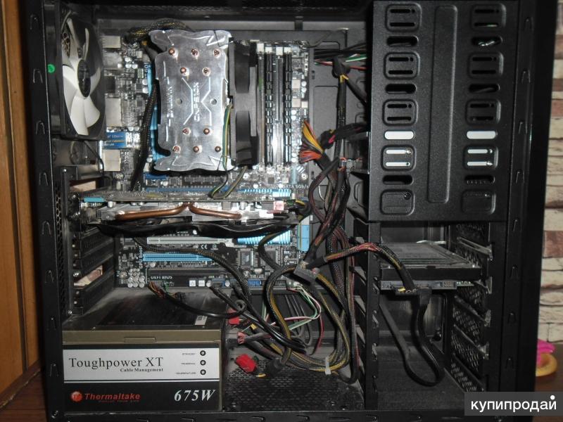 Собрать игровой компьютер своими руками 2017