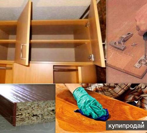 Ремонт мебели своими руками обновить