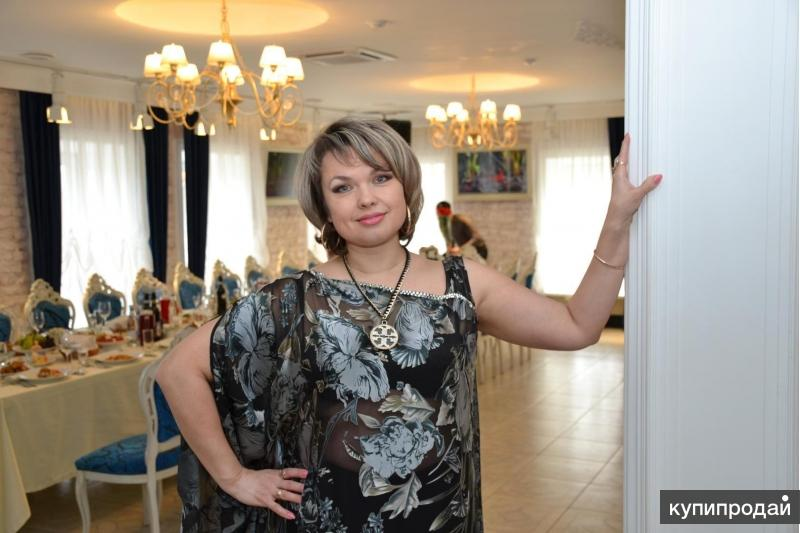 Татьяна  Кулакова, популярная ведущая, тамада.